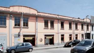 Ex Rimar, ex Magic Chef, spazi ristrutturati per esercizi commerciali, via Foligno 88. Fotografia di Luca Davico, 2015