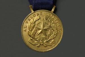 Medaglia d'oro al valor militare