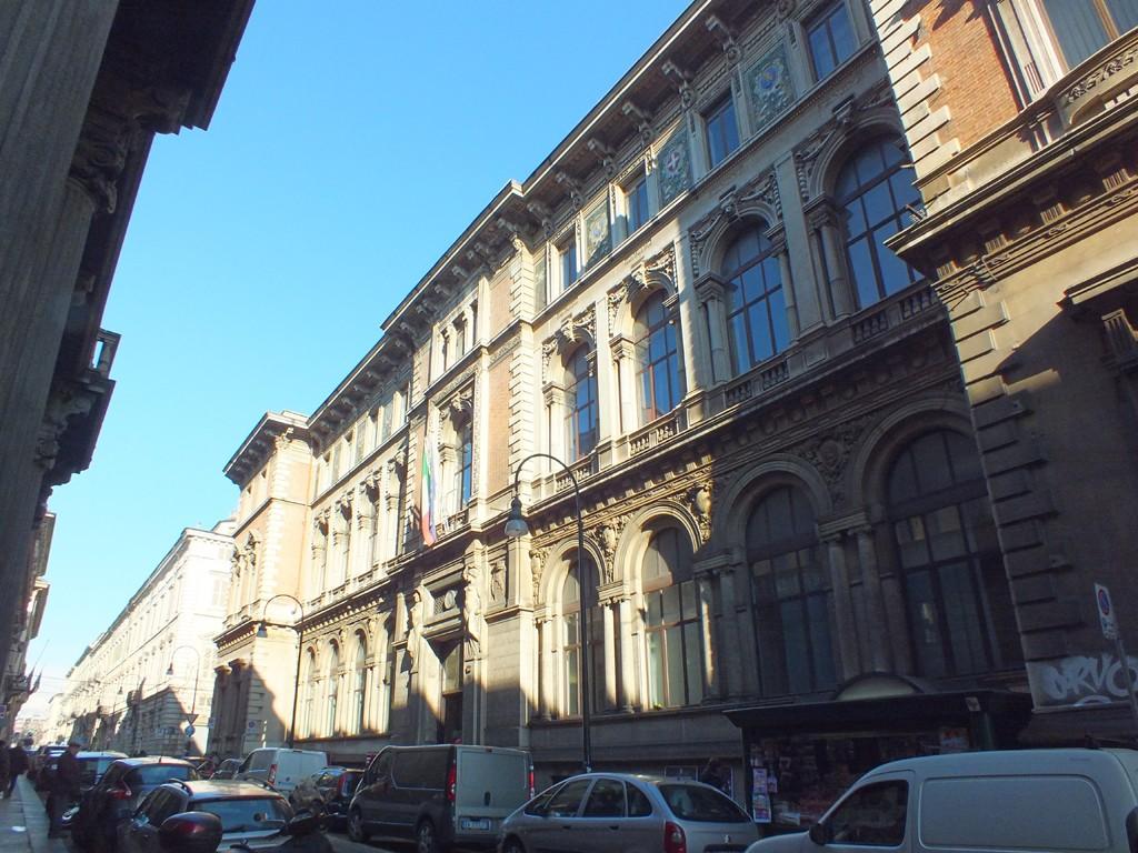Ufficio Stile Torino : Palazzo delle poste e telegrafi museotorino