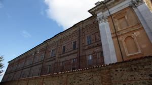 Basilica di Superga (mura esterne). Fotografia di Paolo Mussat Sartor e Paolo Pellion di Persano, 2010. © MuseoTorino