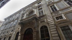 Palazzo Barolo o Falletti di Barolo, Opera pia
