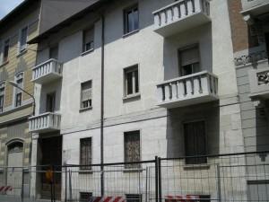 Edificio civile abitazione, autorimessa via Cristoforo Colombo 34 bis