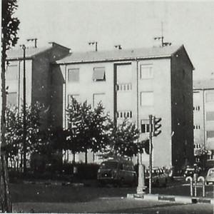 Quartiere di edilizia popolare