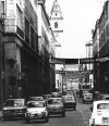 Via Roma, traffico intenso, anni Settanta © Archivio Storico della Città di Torino