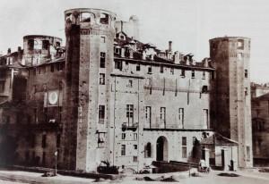 Orologio solare, Palazzo Madama
