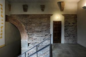 Porta Fibellona. Palazzo Madama - Museo Civico d'Arte Antica. Fotografia di Paolo Gonella, 2010. © MuseoTorino.