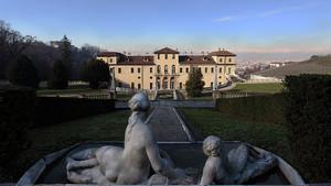 Veduta di Villa della Regina (2). Fotografia di Paolo Mussat e Paolo Pellion, 2010. © MuseoTorino