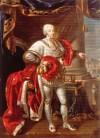 Vittorio Emanuele I, ritratto a figura intera. © Museo Nazionale del Risorgimento Italiano di Torino.