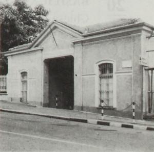 Stazione tranvia a dentiera Torino-Superga (ex funicolare Sassi-Superga)