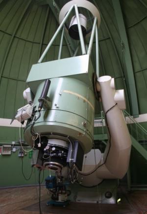 Telescopio riflettore astrometrico REOSC, attivo dai primi anni '70 del Novecento