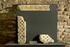 Frammenti dell'arredo liturgico delle basiliche della cattedrale. Museo Diocesano di Torino. Fotografia di Marco Saroldi, 2010. © Museo Diocesano di Torino
