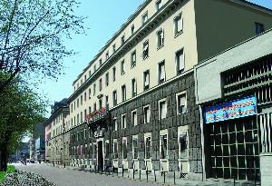 La casa madre dell'Istituto Missioni della Consolata.