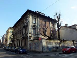 Edificio di abitazione civile - Via Santa Giulia 52