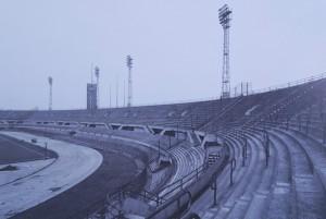Stadio Comunale (poi Olimpico) negli anni Cinquanta, © Archivio Storico della Città di Torino.