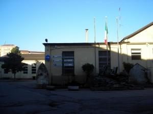 Monumento «Ai Caduti di tutte le Guerre 6 – 9 – 1995». Fotografia di Silvia Bertelli.