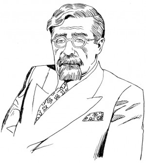 Giovanni Chevalley (Siena, 1868 - Torino, 1954)