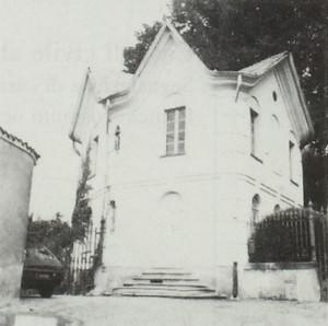 Villa Baldissè, poi Bocca, già del Carretto