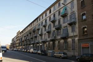 Casa Grassi, corso Palermo – via Monte Rosa