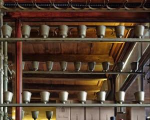Abrate, bar-tavola calda; ex pasticceria. Particolare di attrezzature dell'ex-pasticceria, 2017 © Archivio Storico della Città di Torino