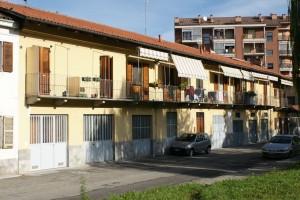 Casa via Aosta 121. Fotografia Giuseppe Beraudo, 2009