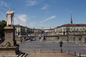 Piazza Vittorio Veneto, già Piazza di Po