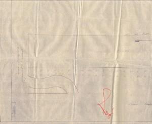 Bombardamenti aerei. Censimento edifici danneggiati o distrutti. ASCT Fondo danni di guerra inv. 2492 cart. 50 fasc. 6 prima parte. © Archivio Storico della Città di Torino