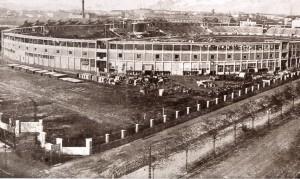 Esterno dello Stadium.