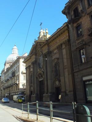 Chiesa di San Francesco d'Assisi. Fotografia di Paola Boccalatte, 2014. © MuseoTorino