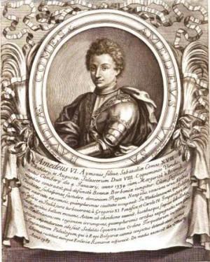 Conte Verde (Chambery 1334 - Castropignano 1383)
