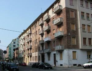 Edificio di civile abitazione in via Cristalliera 24