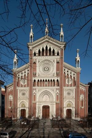 Chiesa di Gesù Nazareno. Fotografia Studio fotografico Gonella, 2012. © MuseoTorino