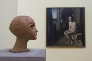 Felice Casorati (1883-1963), Ada, 1914, terracotta, cm 16x29x22. Torino, GAM Galleria d'Arte Moderna (inv. FD/151)
