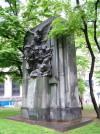 Monumento al centenario dei Bersaglieri. Fotografia di Paola Boccalatte, 2013. © MuseoTorino