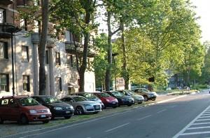 Corso Francia altezza via Villar Focchiardo / via Brione. Fotografia di Paola Boccalatte, 2013. © MuseoTorino