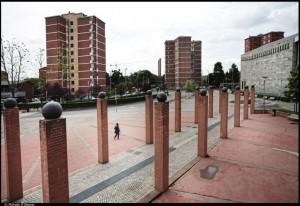 Veduta del quartiere. Fotografia di Michele D'Ottavio, 2011. © MuseoTorino
