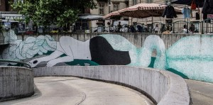To/Let , Souvenir Turin, 2012, parcheggio di p.zza Madama Cristina