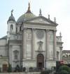 Basilica di Maria Ausiliatrice, in località Valdocco. Fotografia di Carlo Pigato, 9 agosto 2010.