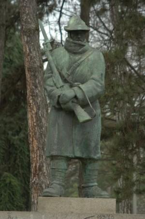 Monumento al Terzo Reggimento Alpini