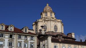 Cupola della chiesa di San Lorenzo. Fotografia diPaolo Mussat Sartor e Paolo Pellion di Persano, 2010. © MuseoTorino