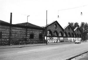 Mattatoio civico, 1972 © Archivio Storico della Città di Torino (FT 13A07_001)