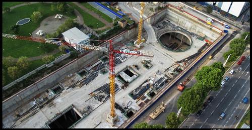 Mt scheda cantiere grattacielo intesa sanpaolo for Cantiere di costruzione