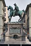 Stanislao Grimaldi, Monumento ad Alfonso Ferrero della Marmora (4), 1881-1891. Fotografia di Mattia Boero, 2010. © MuseoTorino.
