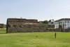 Indagini sulle mura romane a est della Porta Palatina