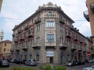 Casa Padrini via Balbis