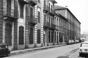 Ex Incet, via Banfo 10, 1972 ©Archivio Storico Città Torino (FT 13A02_025)
