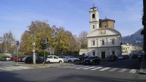 Chiesa della Madonna del Pilone. Fotografia di Luca Davico, 2015