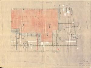 Bombardamenti aerei. Censimento edifici danneggiati o distrutti. ASCT Fondo danni di guerra inv. 993 cart. 20 fasc. 30. © Archivio Storico della Città di Torino