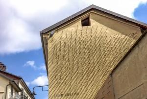 Carlo Giuliano, Senza Titolo, via san Rocchetto 17, MAU Museo Arte Urbana. Fotografia di Roberto Cortese, 2017 © Archivio Storico della Città di Torino