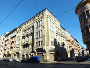 Casa di civile abitazione Via Bossi 1 ang. Via Cibrario