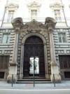 Seminario metropolitano, portale di ingresso. Fotografia di Paola Boccalatte, 2014. © MuseoTorino